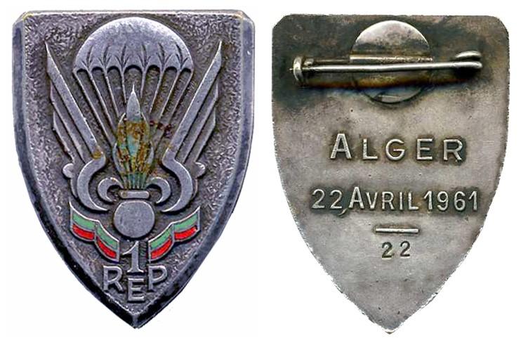 1er REP-régiment étranger de parachutistes- La dissolution 1er_re10