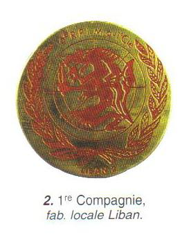 recherche insigne de la 1ère Cie du 6ème RPIMA de Fab. libanaise 6ame_r10