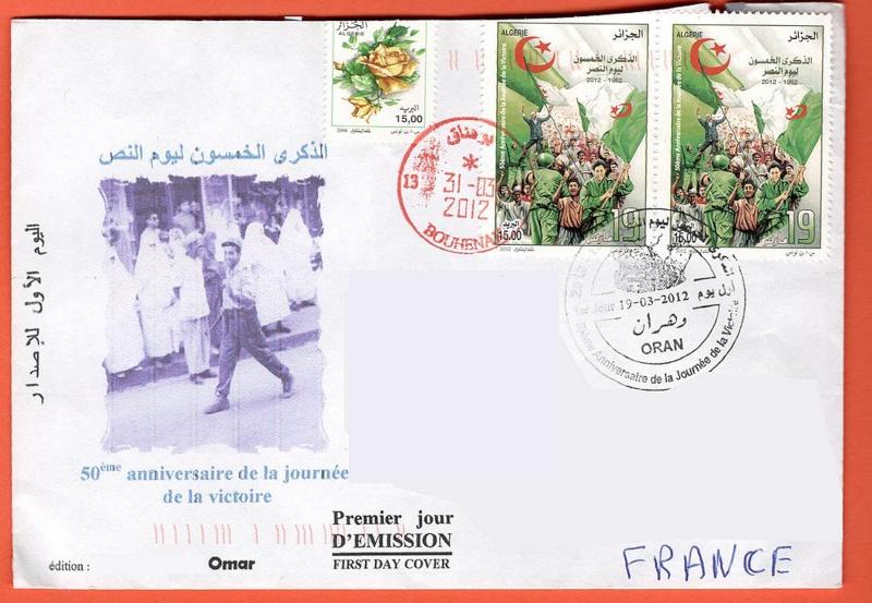 le 19 mars vu d'Alger Algeri10