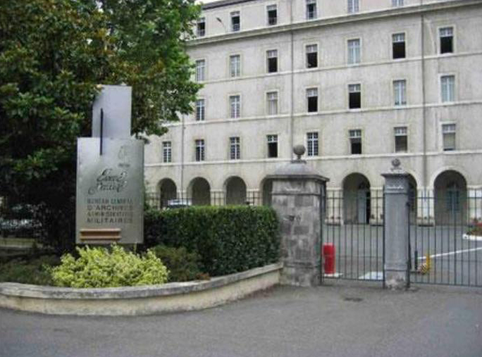 LE BUREAU CENTRAL D'ARCHIVES ADMINISTRATIVES MILITAIRES - BCAAM Bccam_10