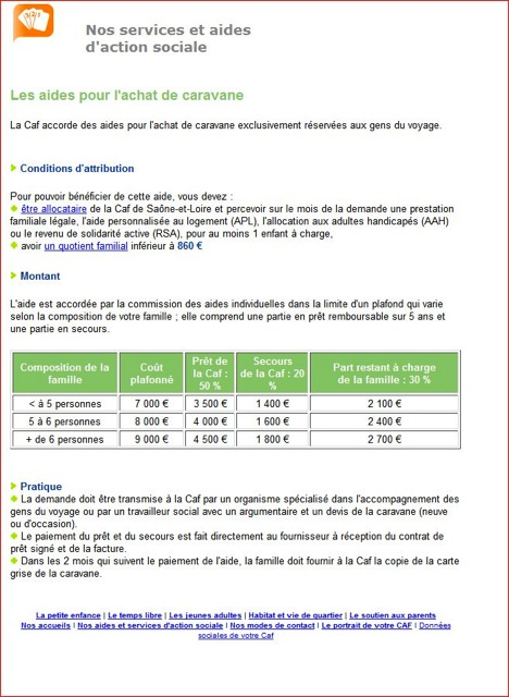 """Vive le """"camping-caravaning""""  Caf10"""