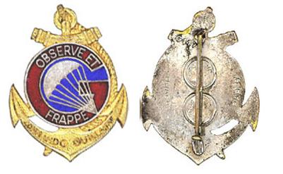 Ils ont servi ensemble à Bayonne où le commando a été créé en 1956 puis en Algérie sous les ordres du lieutenant Guillaume, qui sera tué le 22 mars 1957, donnant ainsi son nom à cette unité d'élite. Cdo_gu10