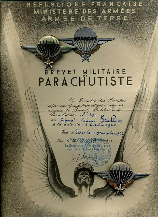 7396 - Diplôme du 15 novembre 1947 Diplom10