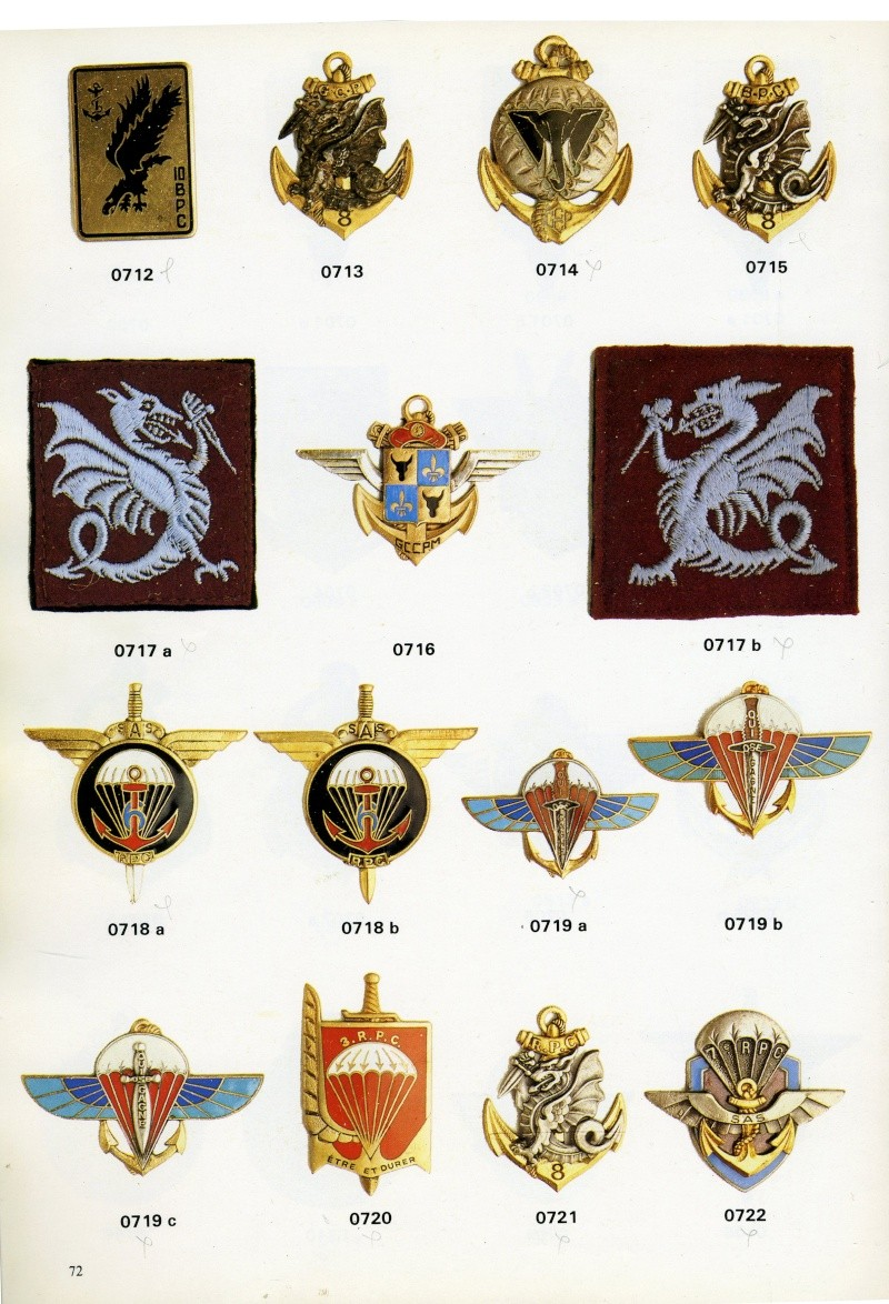 2ème RPIMa : l'insigne. Malcro10