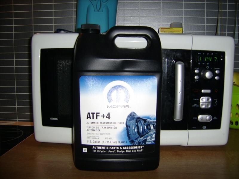 [VENDU] vends 2 bidons atf+4 mopar + 3 fioles d'aditif pour pont, filtres a huile boite auto Ssa50215