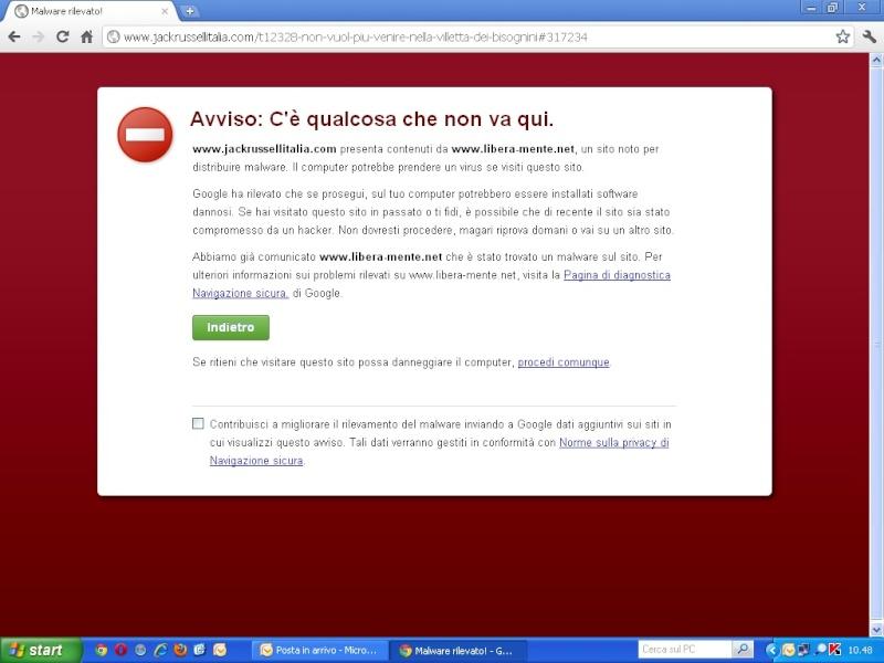 [Risolto] Il sistema segnala presenza malware!! Immagi12