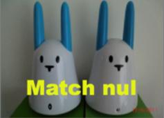 Karotz contre Nabaztag:tag: le match du siècle 0_matc14
