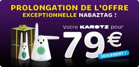 Nouveau prix pour Karotz !!!! 79a10