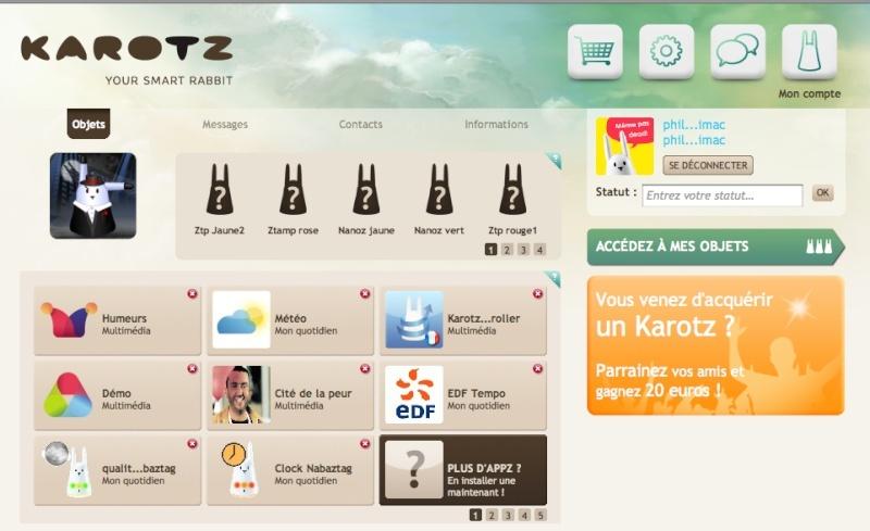 Karotz contre Nabaztag:tag: le match du siècle Image_12