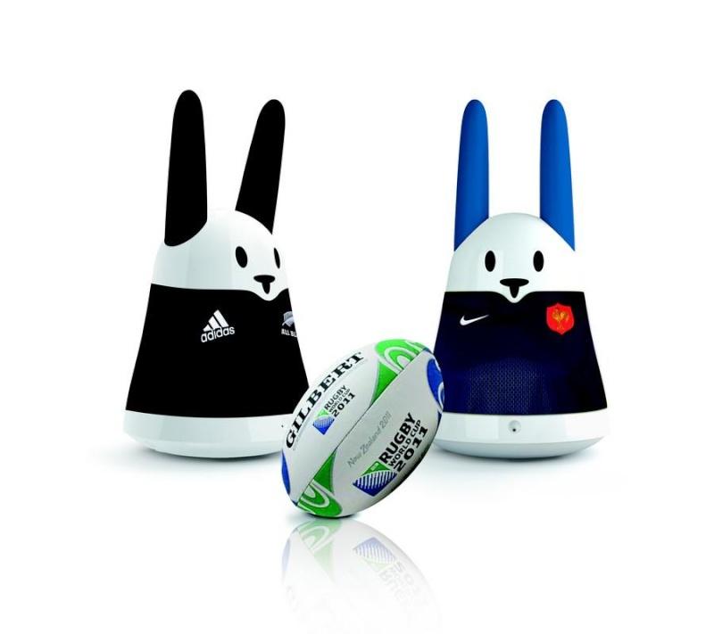 Karotz : Rendez-vous sur Facebook; une surprise samedi midi ! Rugby10