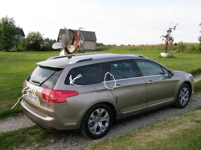 [SUJET OFFICIEL] Citroën C5 II phase III Tourer10