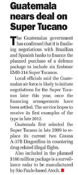 Les forces armées du Guatemala / Military of Guatemala / Ejército de Guatemala 110