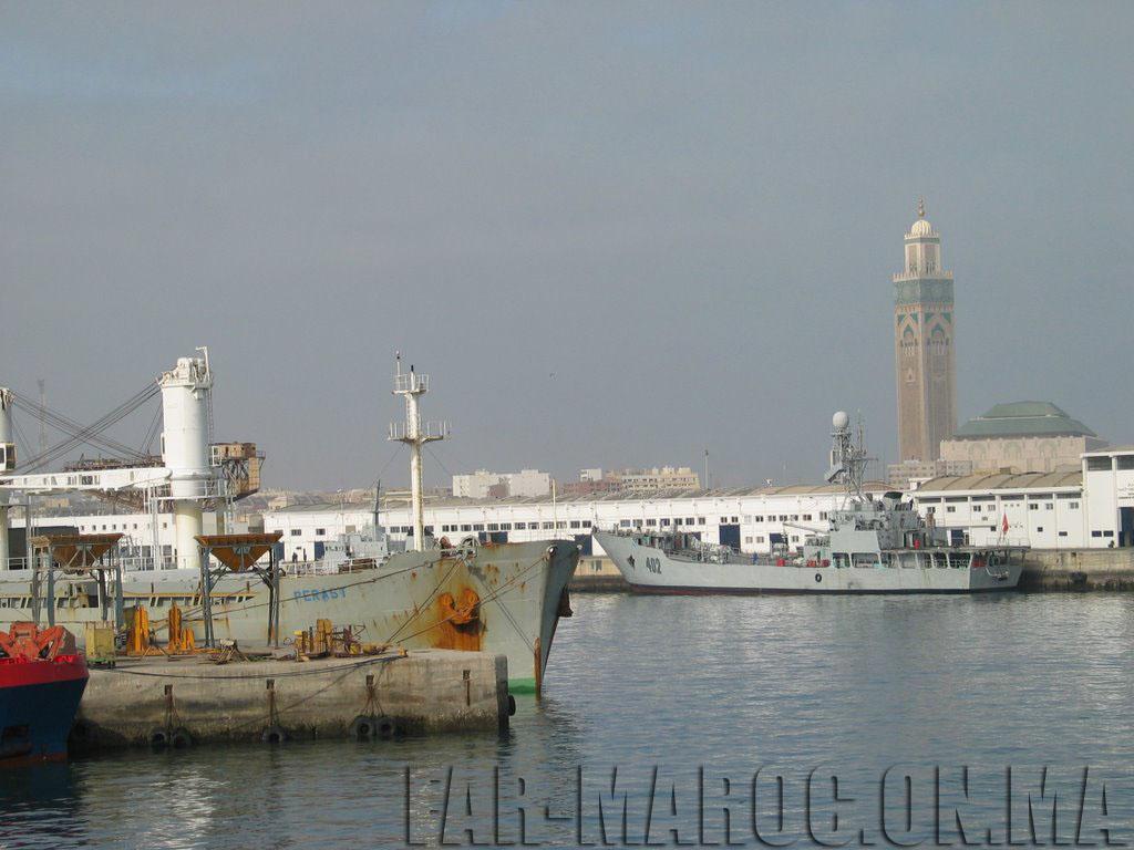 Royal Moroccan Navy Batral LST Class / Batral marocains classe Daoud Ben Aïcha - Page 2 Fremoc10