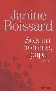 [Boissard, Janine] Sois un homme, papa 41z0aj10