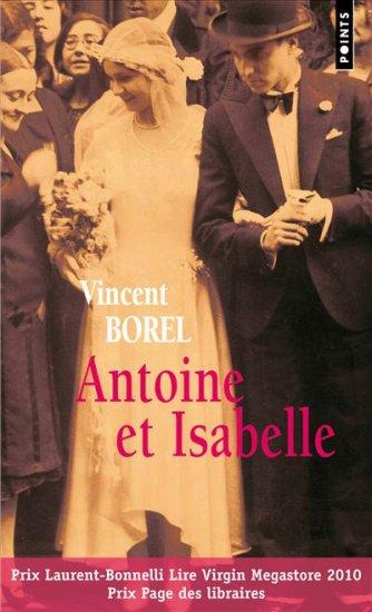 [Points] Antoine et Isabelle de Vincent Borel 97827511