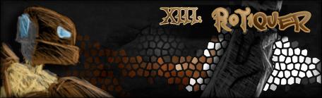 [Fan-fiction] Nouvelle : Rotiquer XIII Artwor13