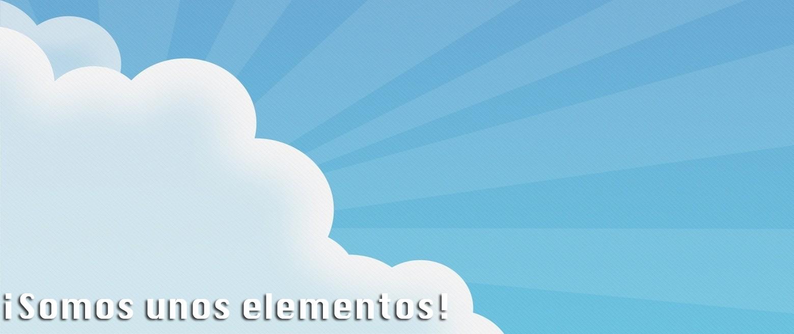 Somos unos elementos