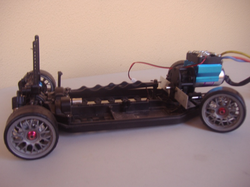Project: RWD/FM TB-03 Conversion P1011722