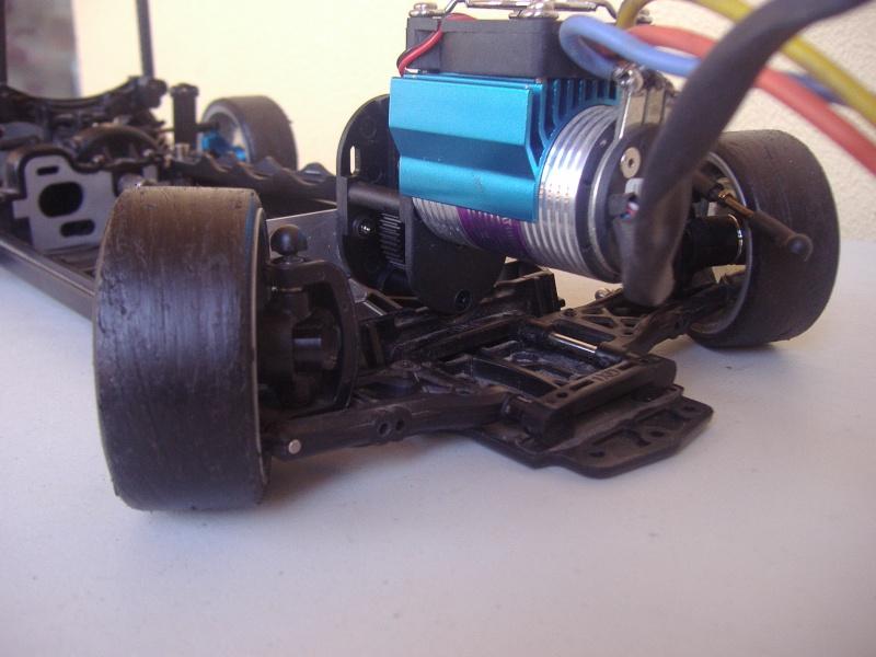 Project: RWD/FM TB-03 Conversion P1011724