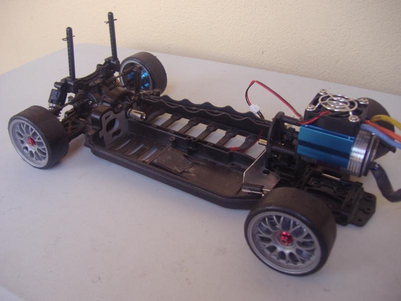 Project: RWD/FM TB-03 Conversion P1011725