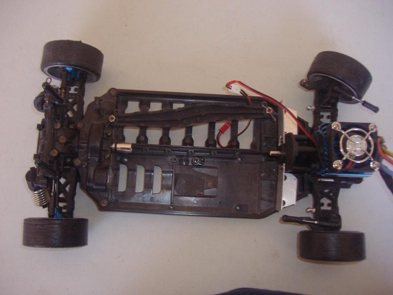 Project: RWD/FM TB-03 Conversion P1011726