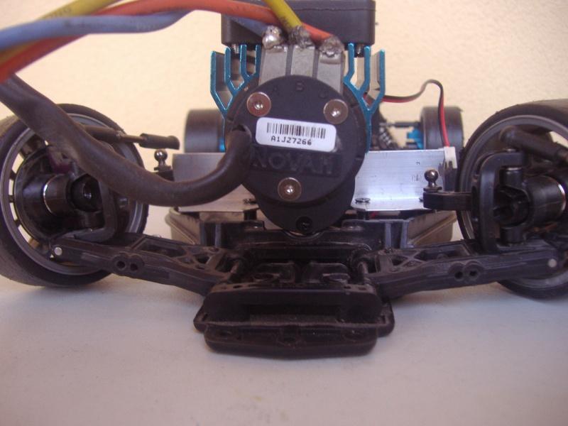 Project: RWD/FM TB-03 Conversion P1011727