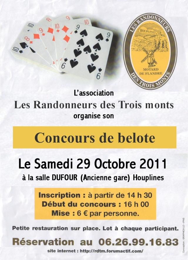 CONCOUR DE BELOTE Belote10