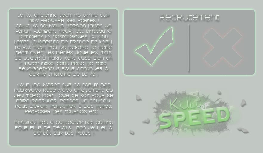 Kult Of Speed Entete11