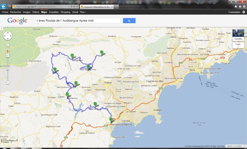 1ères Routes de l'Audibergue le 5 mai 2012 - Page 2 Routes11