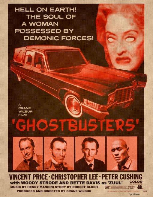 Affiche de Ghostbusters venue d'un autre monde Ghostb10