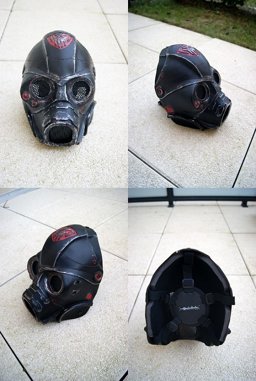 "FMA Wire Mesh ""Spectre 1.0"" Mask Masque10"