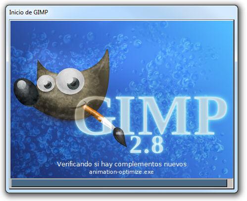 Disponível GIMP 2.8  Gimp-210