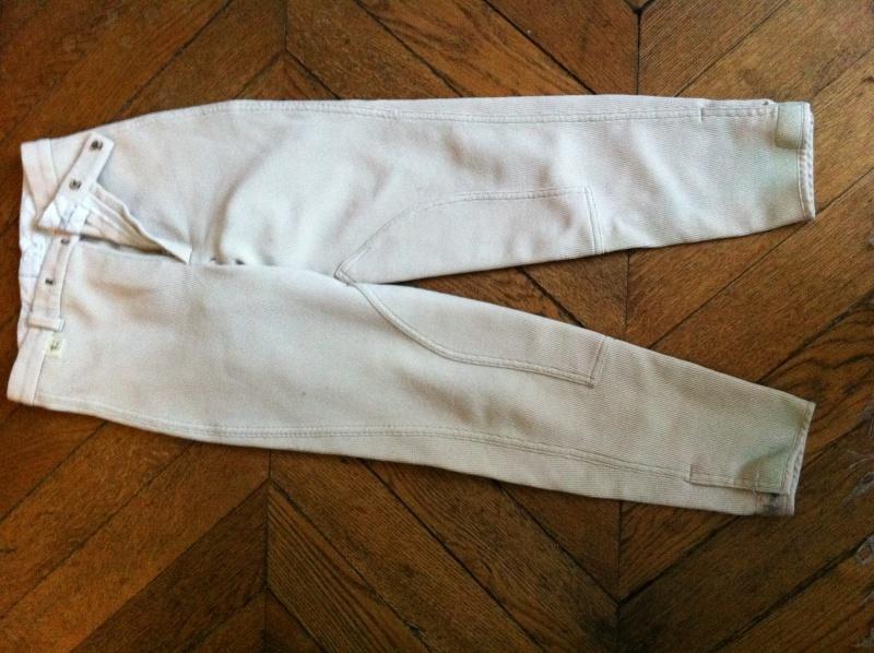 pantalon T.enfant 40pts (au lieu de 60) Photo410