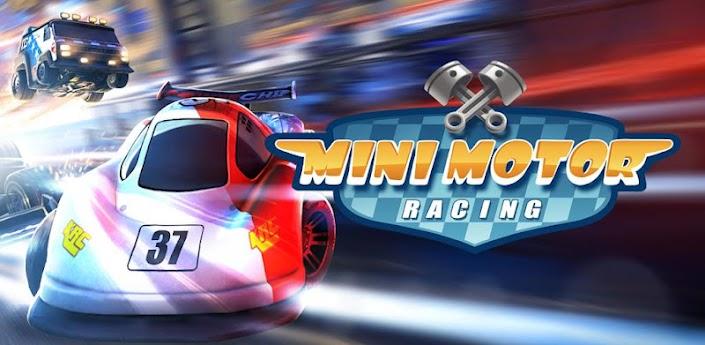 [JEU] MINI MOTOR RACING : course de petites voitures ! [Payant] Entete12