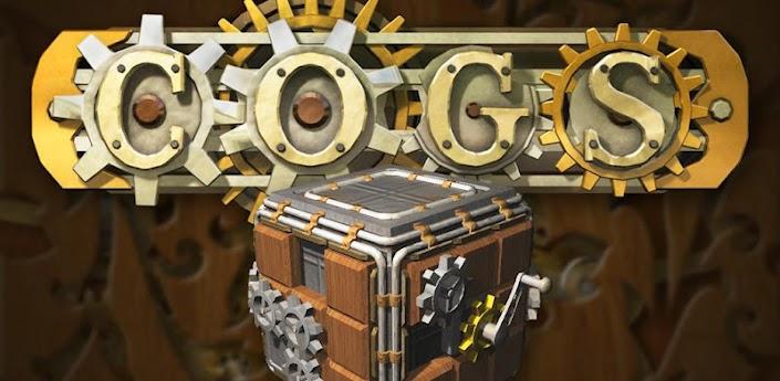 [JEU] COGS : Un puzzle 3D avec engrenages [Gratuit/Payant] Entete13