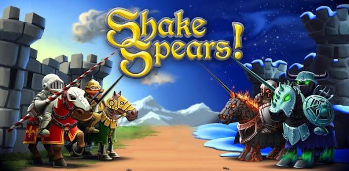 [JEU] SHAKE SPEARS : compétitions chevaleresques de stratégie et de précision ! [Gratuit] Image10