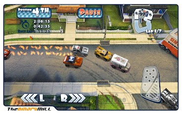 [JEU] MINI MOTOR RACING : course de petites voitures ! [Payant] Image824