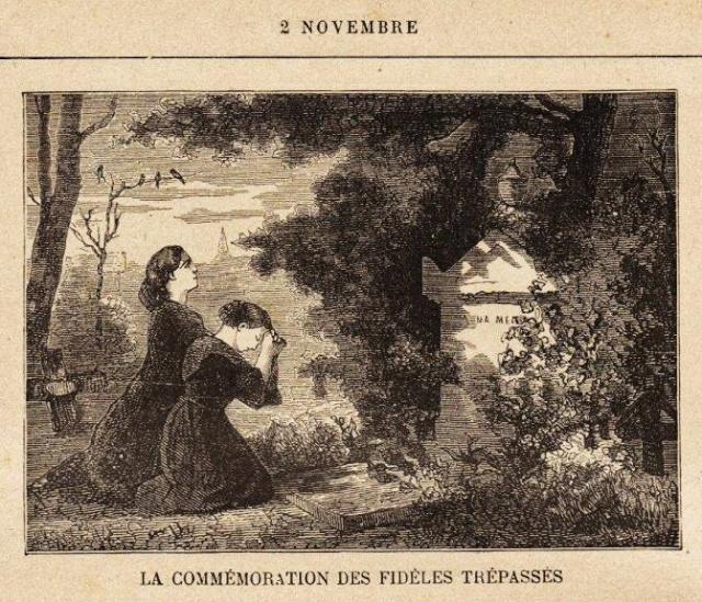 Commémoraison de tous les Fidèles Défunts  Fidale13
