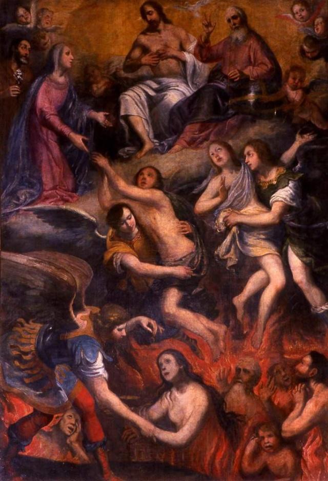 Commémoraison de tous les Fidèles Défunts Purgat11
