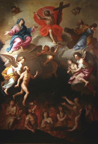 Commémoraison de tous les Fidèles Défunts Purgat15
