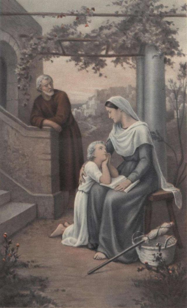 Fête de la Sainte Famille Sainte13
