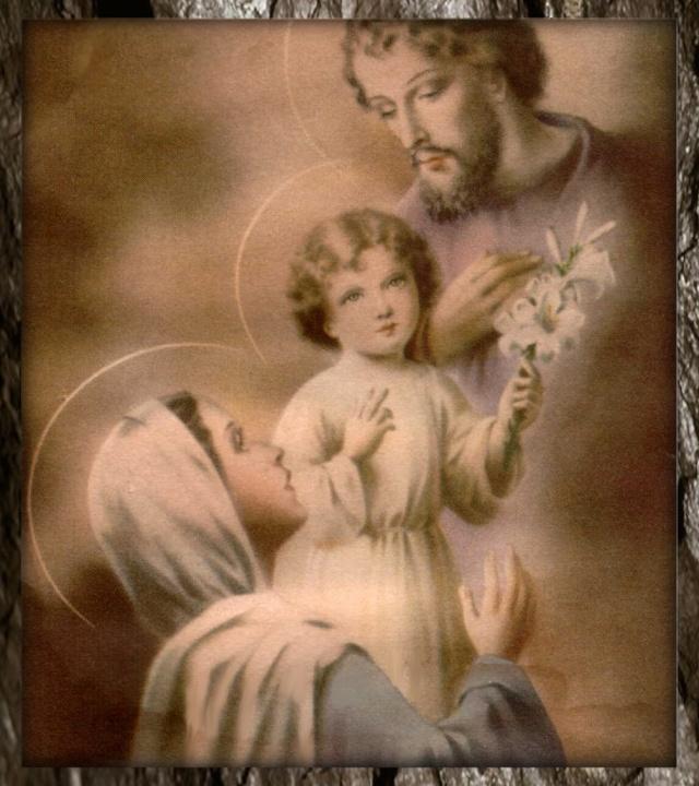 Fête de la Sainte Famille Sainte17