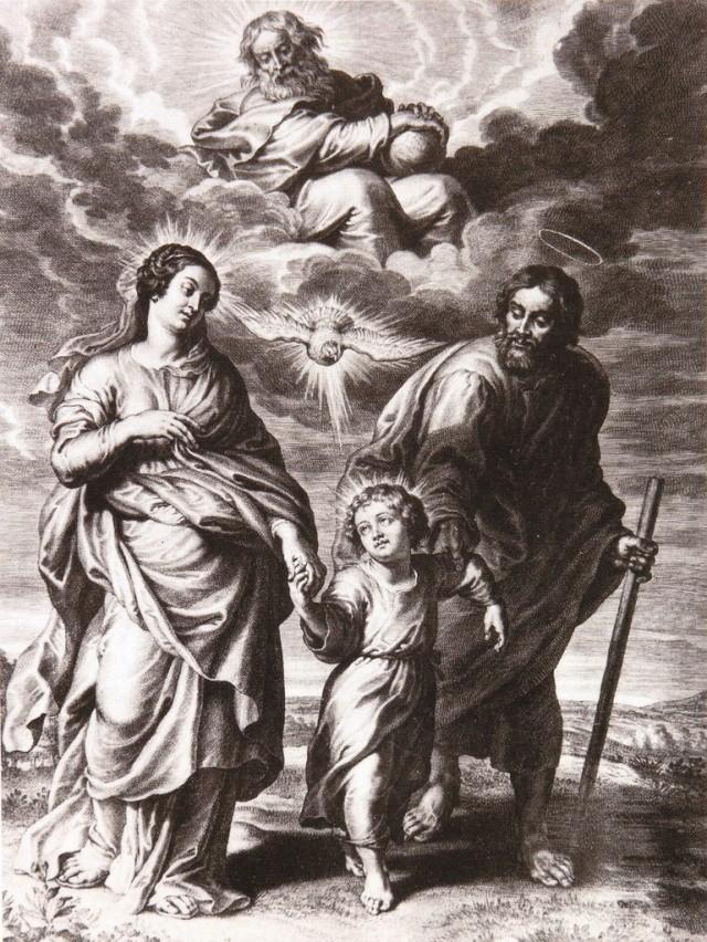 Fête de la Sainte Famille Sainte19
