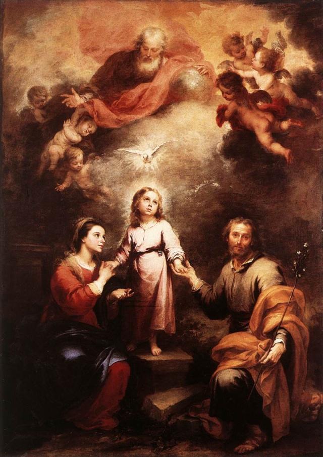Fête de la Sainte Famille Sainte20