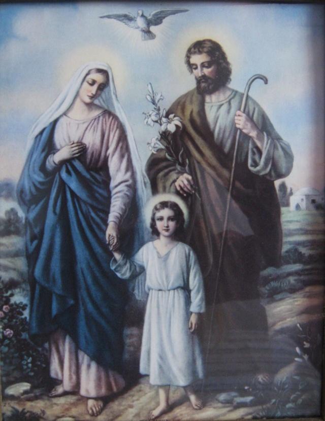 Fête de la Sainte Famille Sainte21