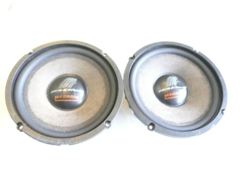 WTS: Macrom 16cm 120 W Mid Speaker ( Used ) Macrm_10
