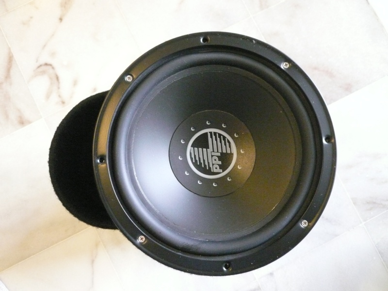 """WTS: Precision Power (PPI) 10"""" Sub with Tube Box ( Used ) Ppp110"""