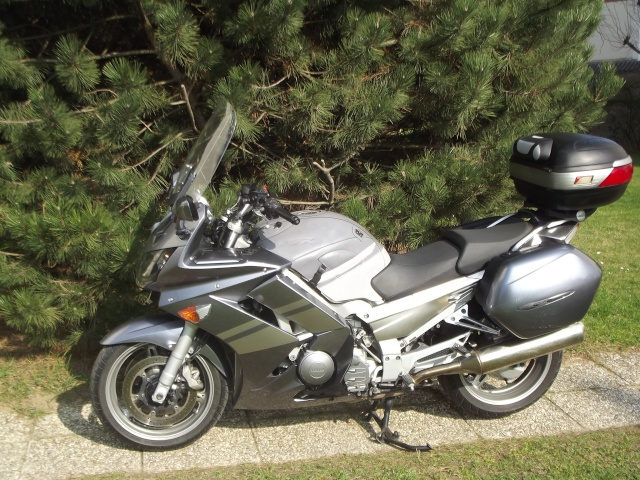 VENDU: Yamaha fjr 1300, 09-2007, abs, bagagerie Dscf1410