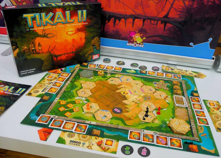 samedi 20 avril : journée j2s - Sébastien Pauchon, le ludique suisse Tikal210