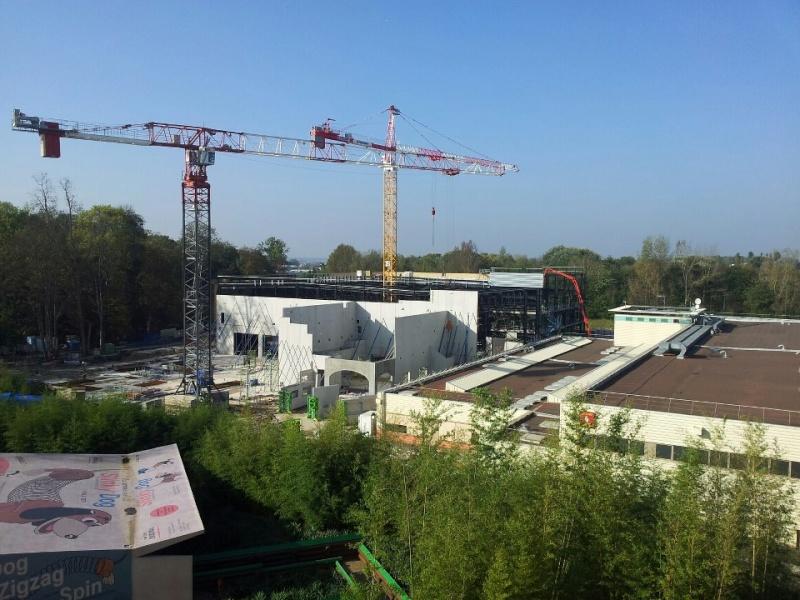 """Construction du Dark Ride  """"Ratatouille - L'Aventure Totalement Toquée de Rémy """"pour 2014 - Page 2 38428810"""